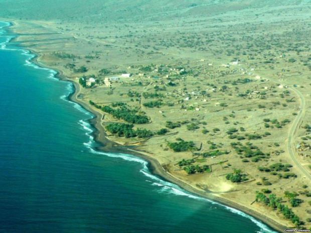sagallo coast